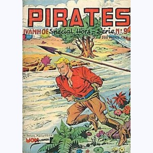 Pirates : n° 9, Un capitaine de quinze ans