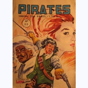 Pirates : n° 20, Le lion des mers