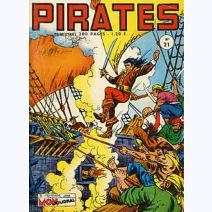 Pirates : n° 21, BRIK : Mission spéciale