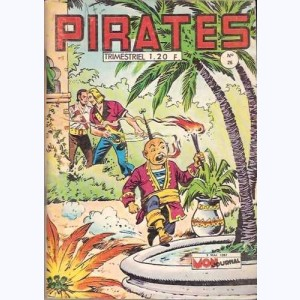 Pirates : n° 26, Le Diable ... : En lettres de sang
