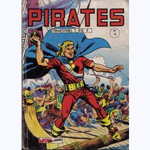 Pirates : n° 31, Le Diable ... : sans titre