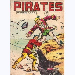 Pirates : n° 34, Richard : Le fils du Diable des mers 1