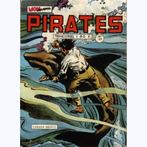 Pirates : n° 49, Les Crocodiles : Le gorille d'or