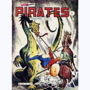 Pirates : n° 80, RIK-ERIK : Le fourgon rouge