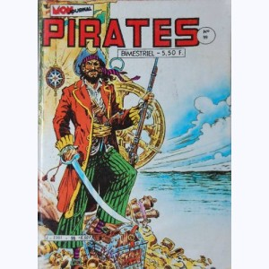 Pirates : n° 99, Lady MYSTERY : Passage à l'Ouest