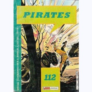 Pirates : n° 112, Les Partisans : Raid impossible