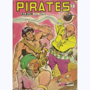 Pirates (Album) : n° 5, Recueil 5 (40, 41, 42)