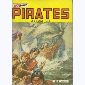 Pirates (Album) : n° 7, Recueil 7 (46, 47, 48)
