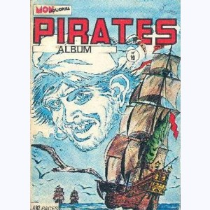 Pirates (Album) : n° 10, Recueil 10 (55, 56, 57)