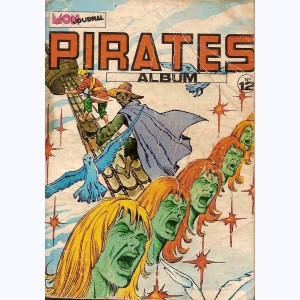 Pirates (Album) : n° 12, Recueil 12 (61, 62, 63)