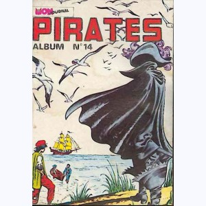 Pirates (Album) : n° 14, Recueil 14 (67, 68, 69)