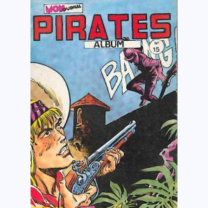 Pirates (Album) : n° 15, Recueil 15 (70, 71, 72)