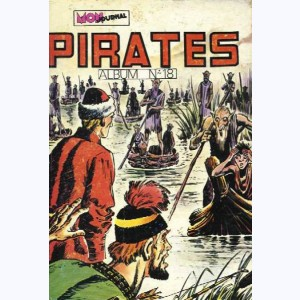Pirates (Album) : n° 18, Recueil 18 (79, 80, 81)