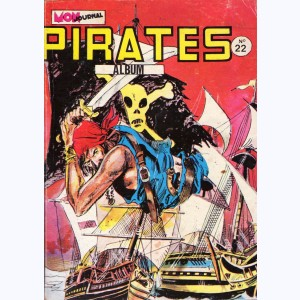 Pirates (Album) : n° 22, Recueil 22 (91, 92, 93)