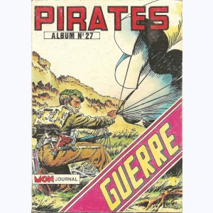 Pirates (Album) : n° 27, Recueil 27 (106, 107, 108)