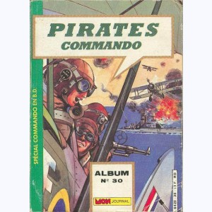 Pirates (Album) : n° 30, Recueil 30 (115, 116, 117)