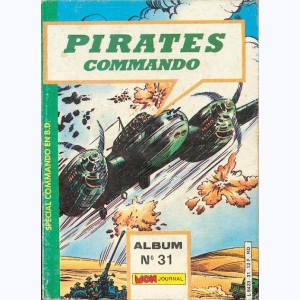 Pirates (Album) : n° 31, Recueil 31 (118, 119, 120)