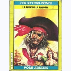 Collection Prince : n° 3, Le reine de la flibuste Jolanka