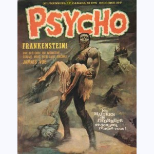 Psycho : n° 1, Le capitaine Cutlass