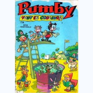 Pumby : n° 2, L'invention du Professeur Biquet