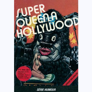 Queen Kong (HS) : n° 1, Spécial : Super Queen à Hollywood