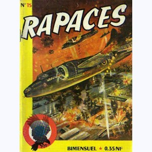 Rapaces : n° 15, Objectif Midway 1/2