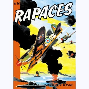 Rapaces : n° 16, Objectif Midway 2/2
