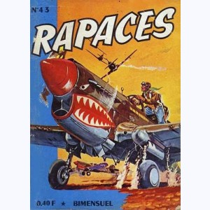 Rapaces : n° 43, Heures sombres