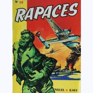 Rapaces : n° 50, L'invisible armada