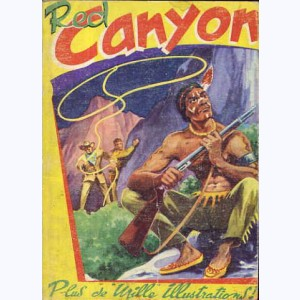 Red Canyon (Album) : n° 124, Recueil 124 (58, 59, 60)