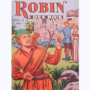 Robin des Bois : n° 25, Les 4 As : La merv. invention de Gaëtan Py