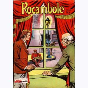 "Rocambole : n° 4, ""Sir Williams"" n'est pas content !"