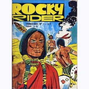 Rocky Rider : n° 1, L'accusation