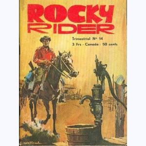 Rocky Rider : n° 14, Vautours et colombes