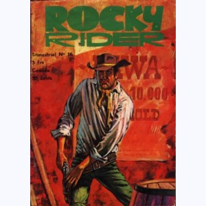Rocky Rider : n° 16, Pour 4.000 dollars