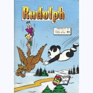 Rudolph : n° 18, Peter Panda : Le cheval volant