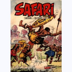 Safari : n° 20, Katanga JOE : Le fusil ensorcelé