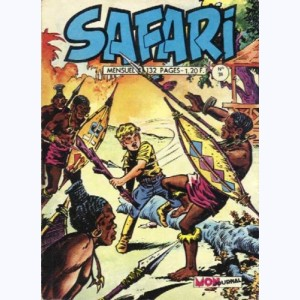 Safari : n° 36, Katanga JOE : Rip le tyran