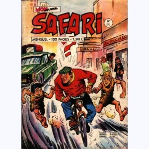 Safari : n° 86, Katanga JOE : Les massacreurs