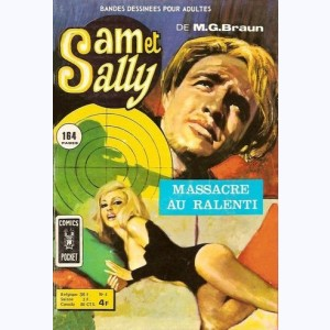 Sam et Sally : n° 4, Massacre au ralenti 1/2