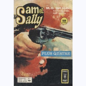Sam et Sally : n° 7, Plus quatre