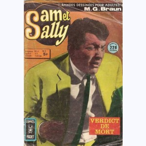 Sam et Sally : n° 8, Verdict de mort