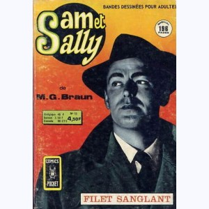 Sam et Sally : n° 10, Filet sanglant