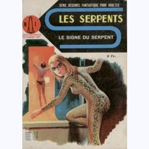 Les Serpents : n° 1, Le signe du serpent