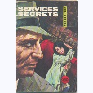 Services Secrets : n° 16, Agent double