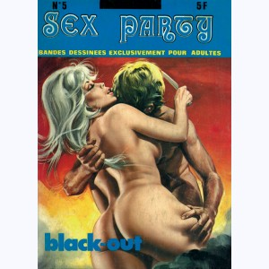 Sex Party : n° 5, Black-out, Playboy