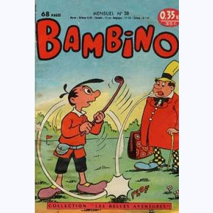 Bambino : n° 38, Jimpy : Embarquement forcé ...