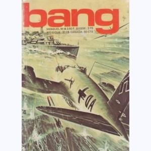 Bang : n° 4, Le service postal de la jungle