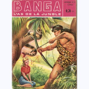 Banga : n° 5, L'apprentissage de la jungle