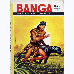 Banga : n° 28, Terrible menace